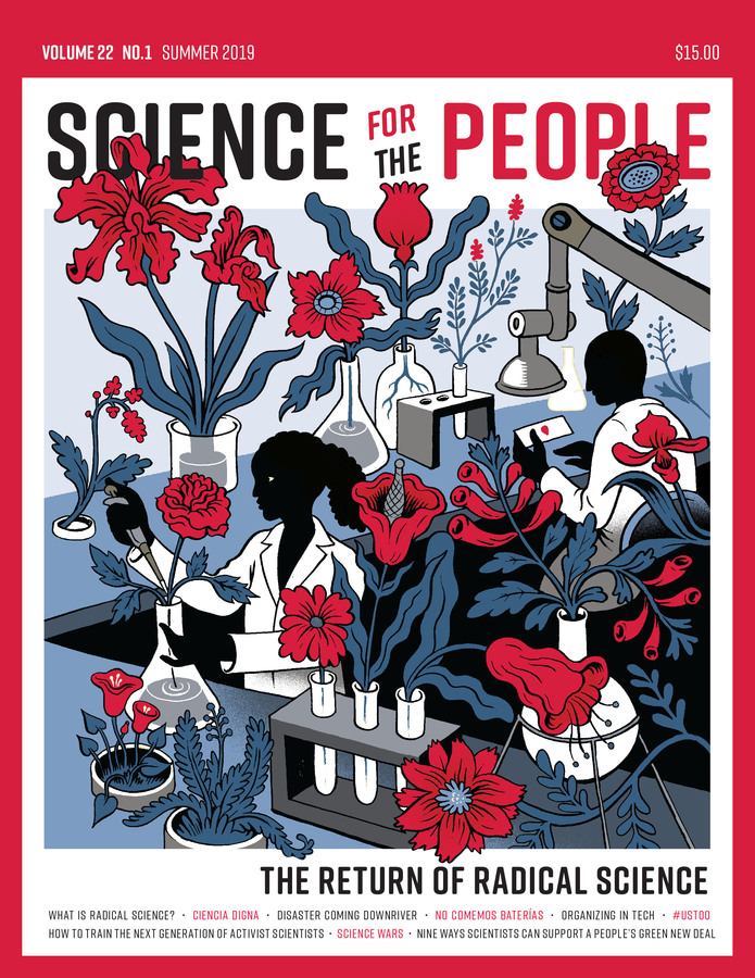 Science for the People Summer 2019