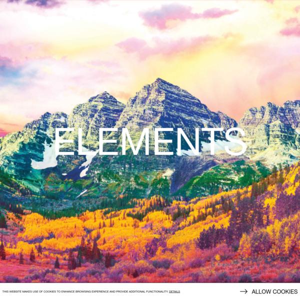 Elements Collection | FILA Explore