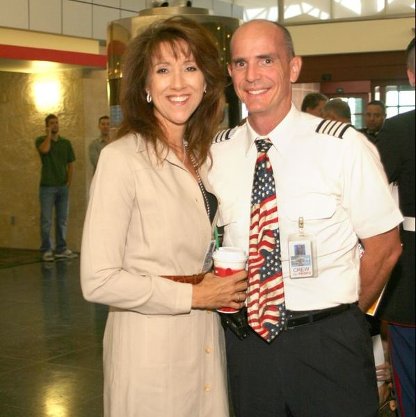 Tammie Jo and Dean Shults