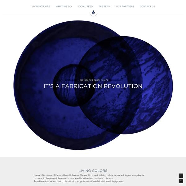 Pili.bio, We Biofabricate Living Colors