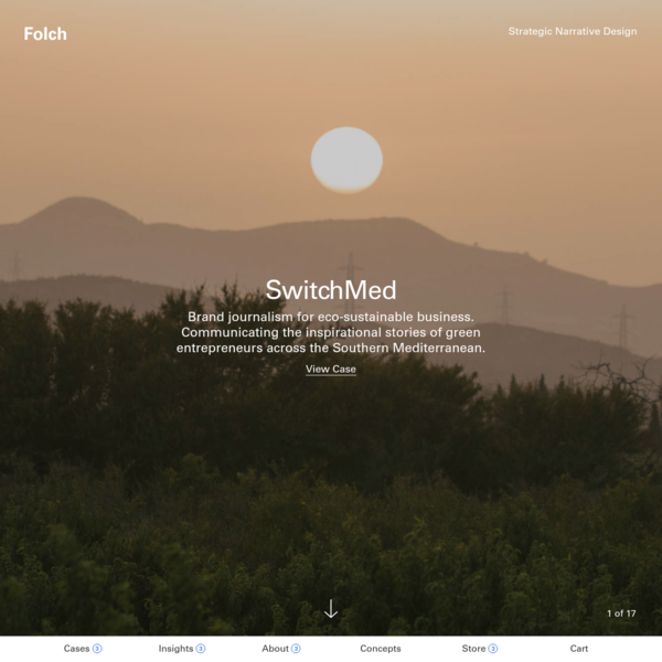 FOLCH | A narrative business design studio