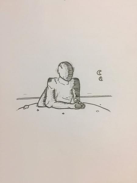 moebius-draw-by-myself