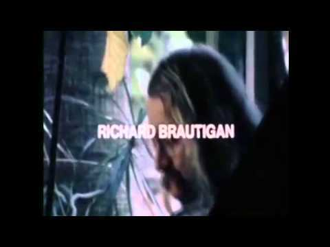 Richard Brautigan Reads from Trout fishing In watermellon suger