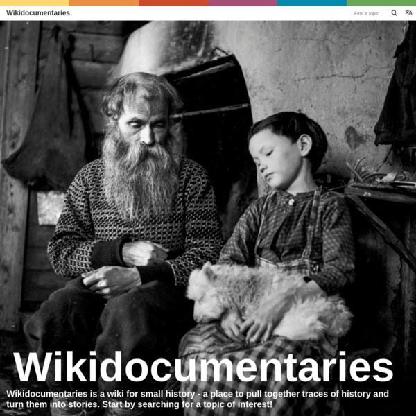Wikidocumentaries