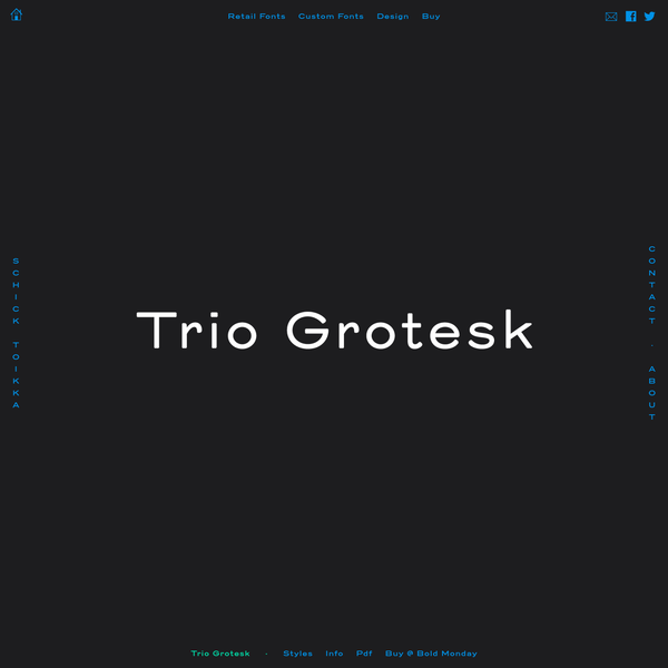 Are na / Trio Grotesk - Schick-Toikka