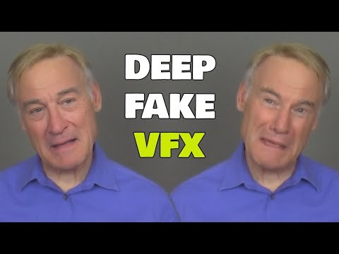 Deep Fake VFX - Pity the poor impressionist by Jim Meskimen