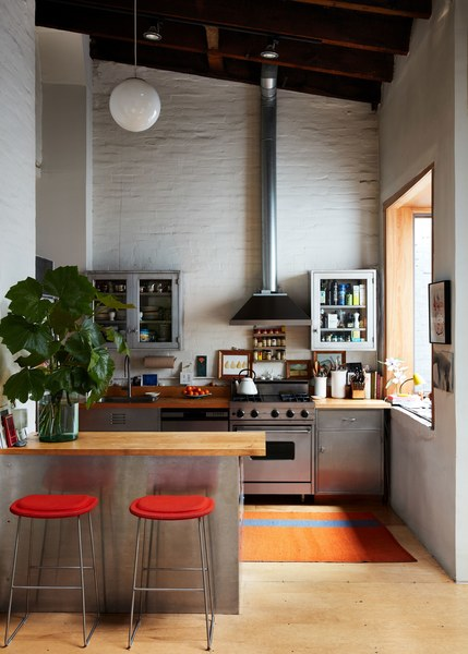 Kitchen by Madeline Weeks