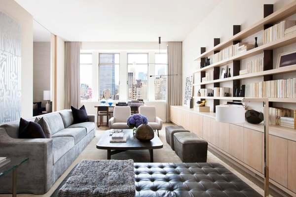 Chelsea Apartment by Marmol Radziner, Chelsea, NY, USA