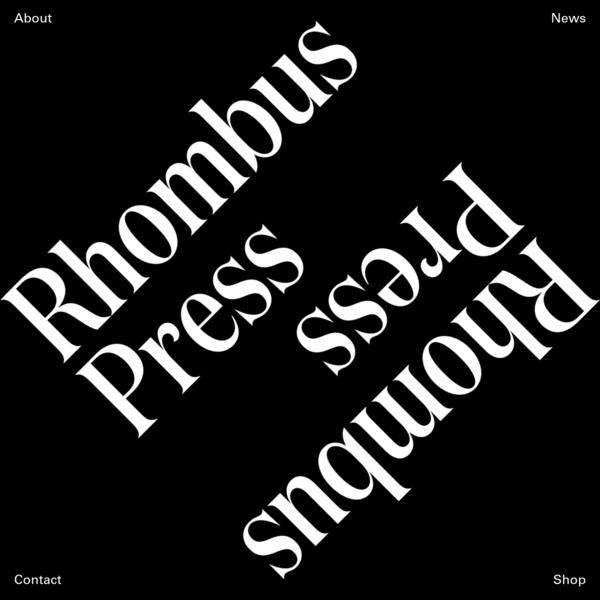 Rhombus Press