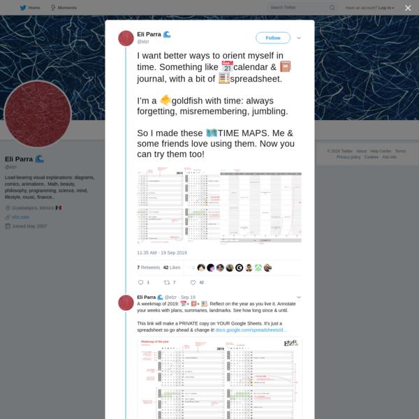Eli Parra 🌊 on Twitter