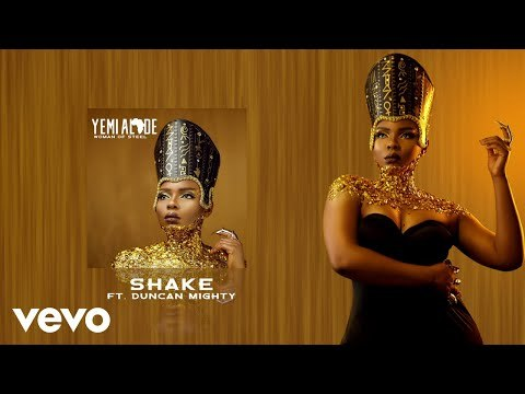 Yemi Alade - Shake ft. Duncan Mighty [Audio]