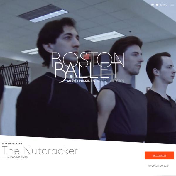 Boston Ballet - Home