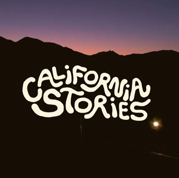 Lettering for the first installment of 'California Stories' from @mercado_sagrado featuring John Dennis of @samrobertsla dir...