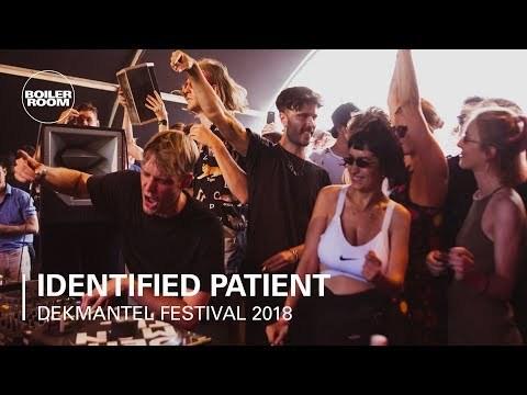 Identified Patient | Boiler Room x Dekmantel Festival 2018