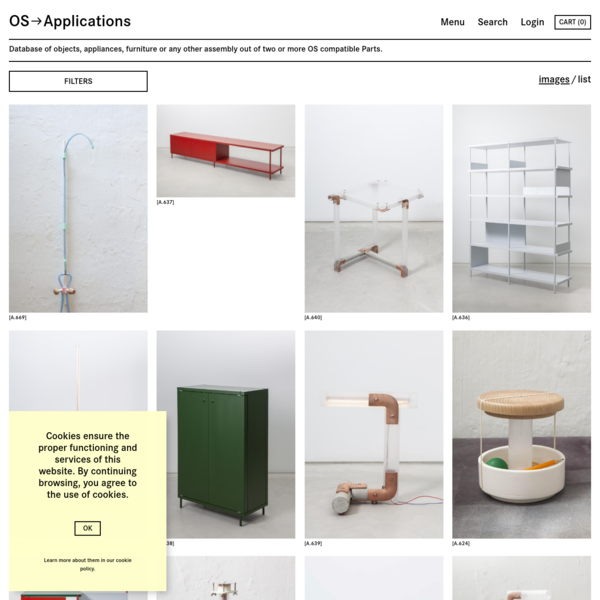 Applications | OpenStructures