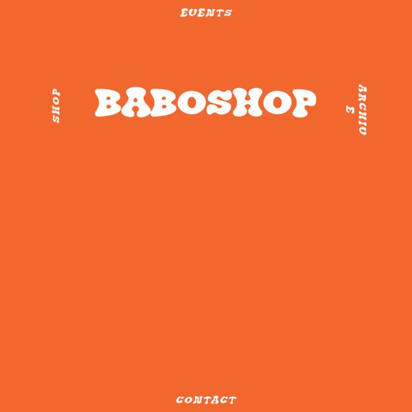BABOSHOP   LOS ANGELES, USA