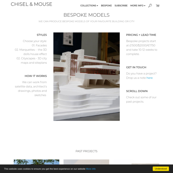BESPOKE - CHISEL & MOUSE