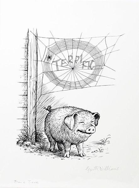 Charlotte`s Web by E.B. White