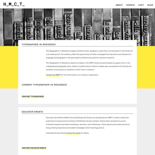 HMCT - ArtCenter