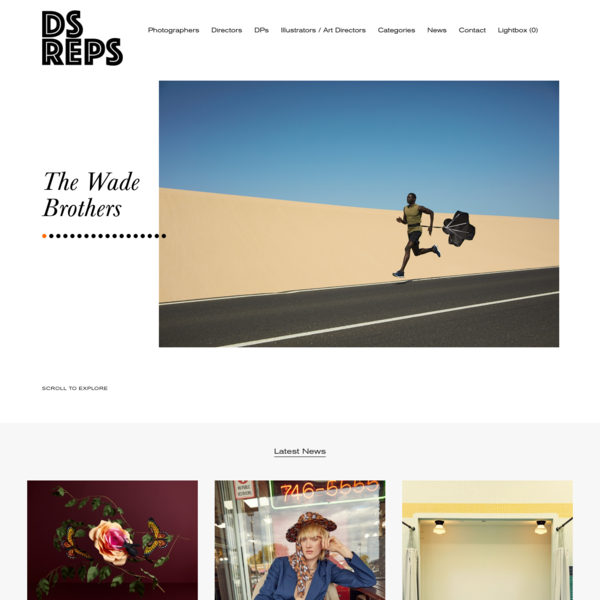 DSREPS - Photography Agency in NYC, SF, & LA