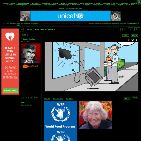 Funy computer picture - The Something Awful Forums