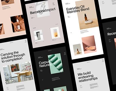 BarcelonaImpact - Branding & Design Studio