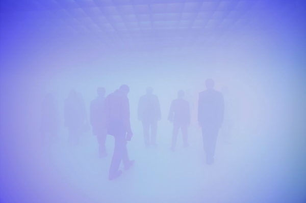 Olafur Eliasson, Take Your Time (MoMA)