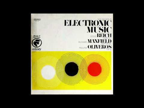 Richard Maxfield - Night Music [Vinyl]