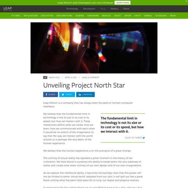 Unveiling Project North Star