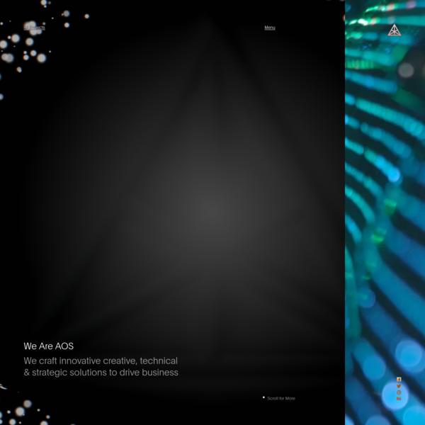 AOS // Design & Technology