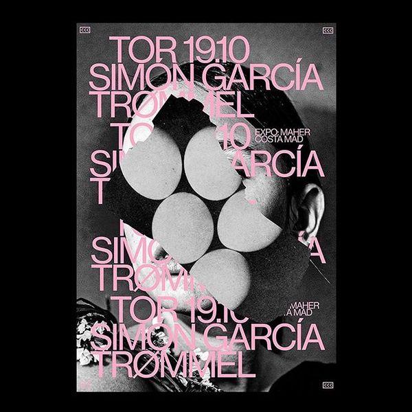 @barrparisat ・・・ Affiche pour @tortillamadrid / . #poster #plakat #posterdesign #graphicdesign #postereposter