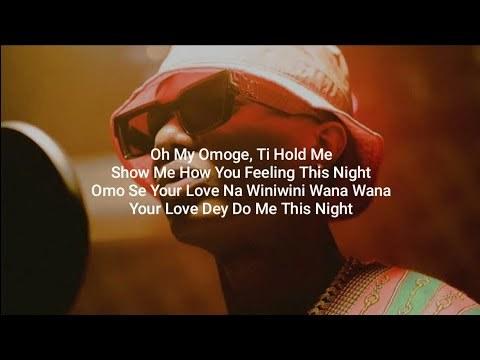 Wizkid - Joro (Lyrics)