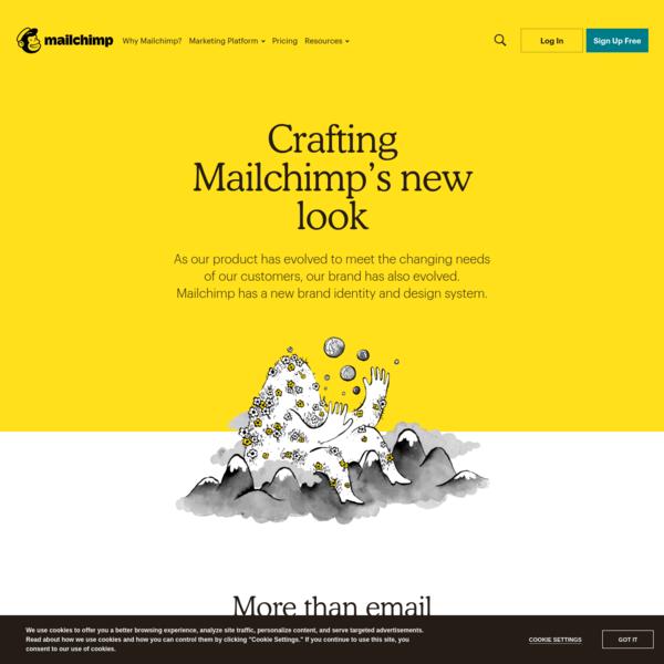 Mailchimp Design   Mailchimp
