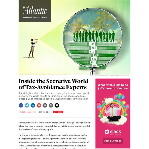 Inside the Secretive World of Elite Wealth Management