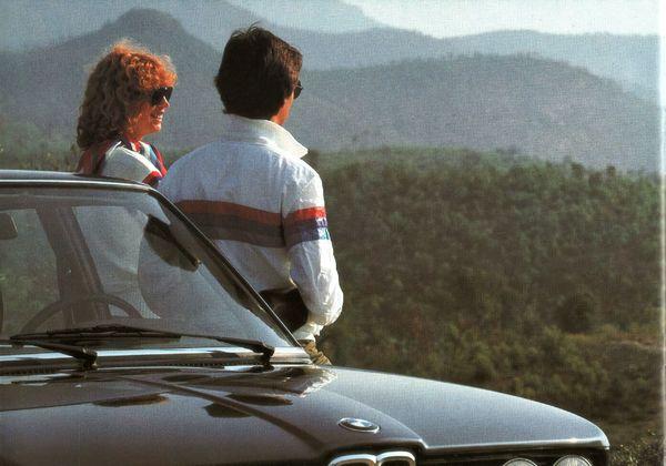 1980 BMW 535