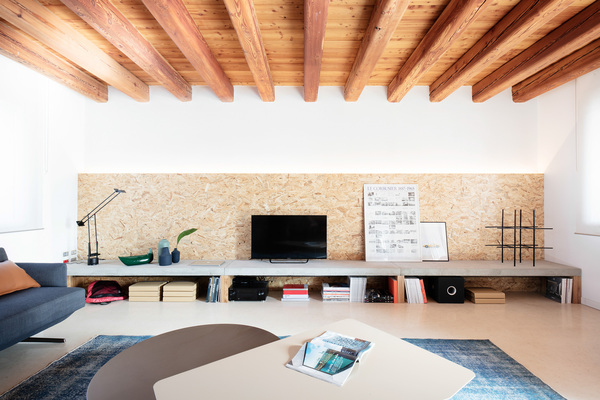 Interior DR by Didonè Comacchio Architects, Rosà, Italy