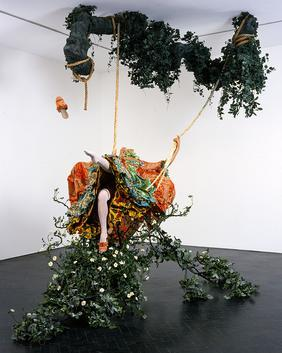 Yinka_Shonibare-_The_Swing_-After_Fragonard-_2001.jpg