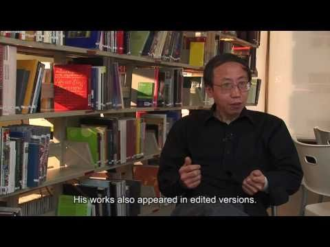 Interview with Huang Yongping on Chinese contemporary art in the 1980s, by Asia Art Archive