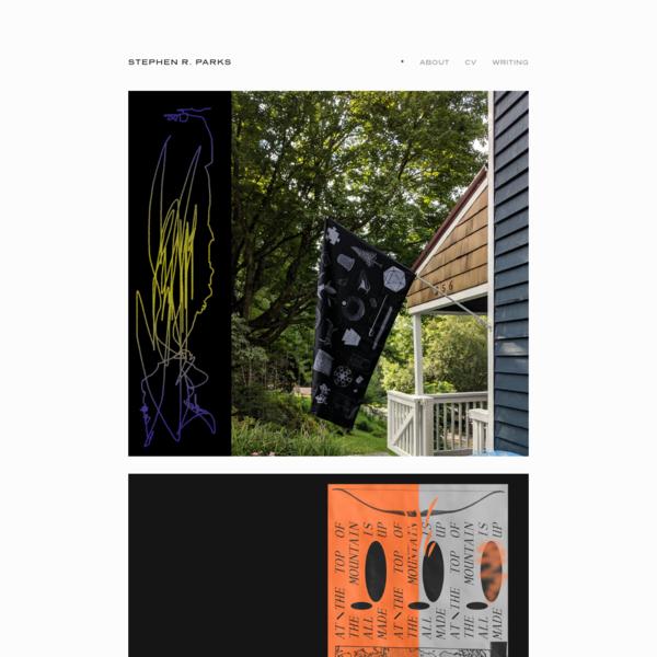 Stephen Parks Designer/Artist