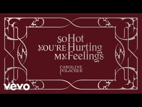 Caroline Polachek - So Hot You're Hurting My Feelings (Lyric Booklet)