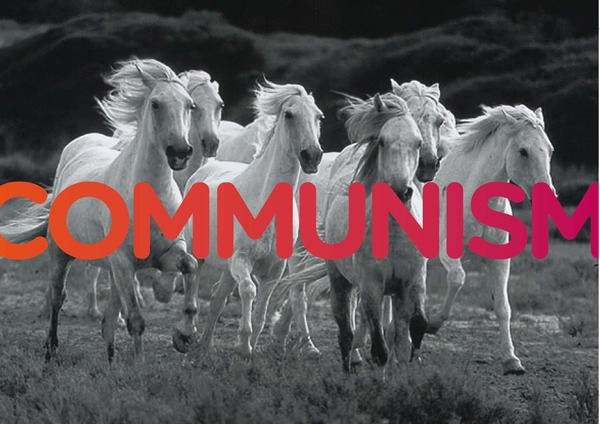 <i>The New Communism</i> brand campaign, 2013 <br>Designed by Rice Creative