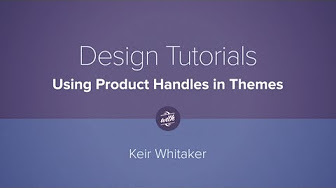 Shopify Design Tutorials - YouTube