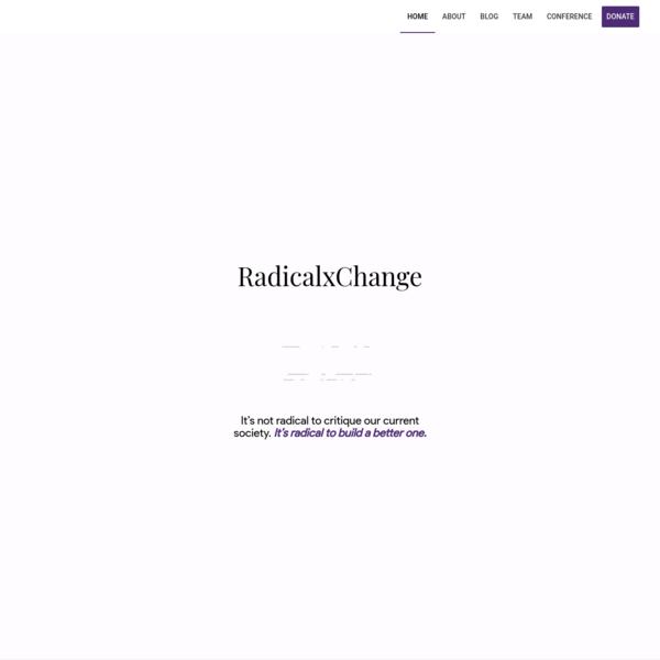 RadicalxChange