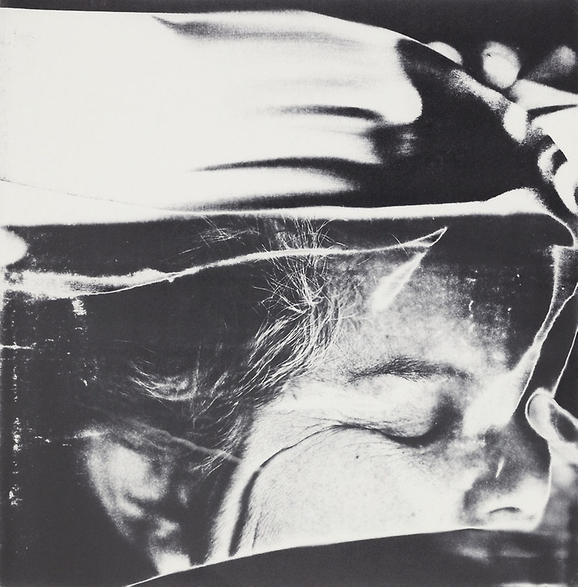 Sonia Landy Sheridan, Sonia in Time, 1970-1975, 3M Color-in-Color print