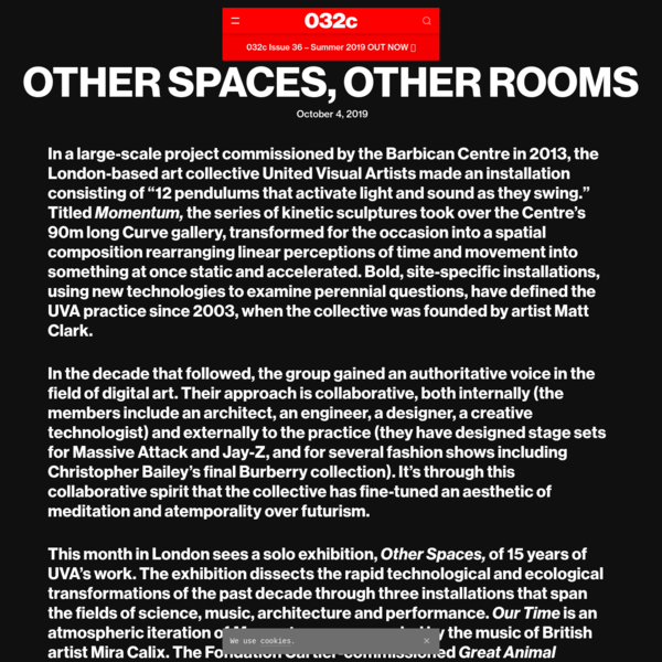 OTHER SPACES, OTHER ROOMS - 032c