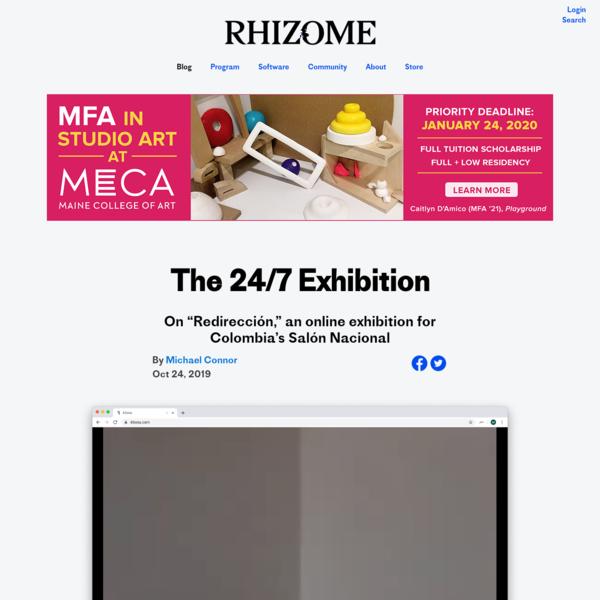 The 24/7 Exhibition