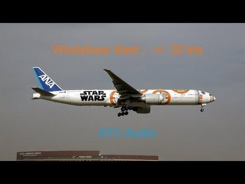 WINDSHEAR Go Arounds : Boeing 747,767,777,787 Airbus 330, 350
