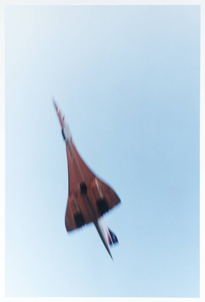 """Wolfgang Tillmans, from """"Concorde Grid"""" series (1997)"""