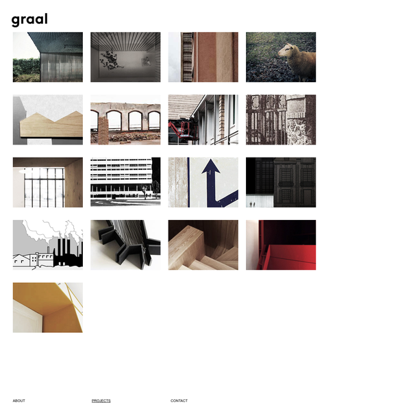 PROJECTS | Graal Architecture