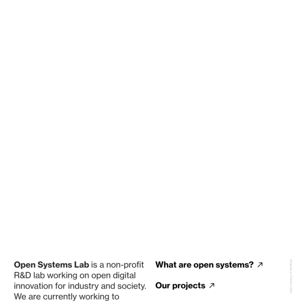 Open Systems Lab